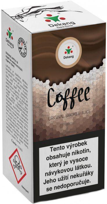 Liquid Dekang Coffee 10ml-16mg (Káva)