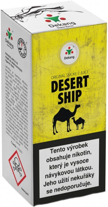 Liquid Dekang Desert ship 10ml - 11mg