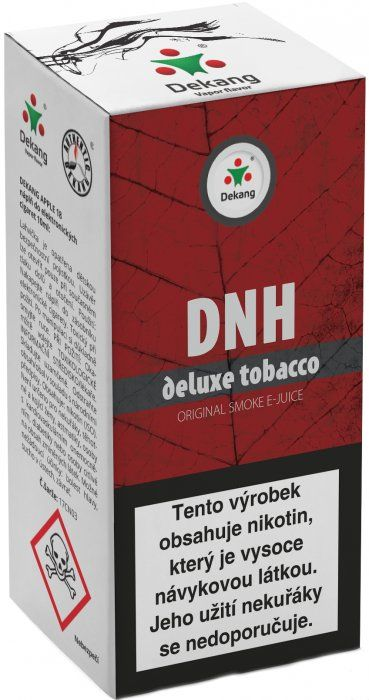 Liquid Dekang DNH-deluxe tobacco 10ml - 6mg