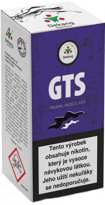 Liquid Dekang GTS 10ml - 11mg