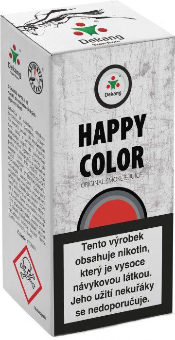 Liquid Dekang Happy color 10ml - 16mg