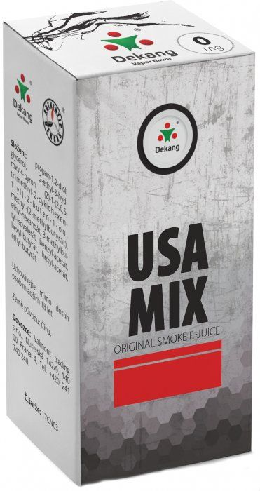 Liquid Dekang USA MIX 10ml - 0mg