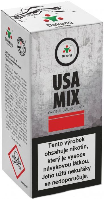 Liquid Dekang USA MIX 10ml - 18mg