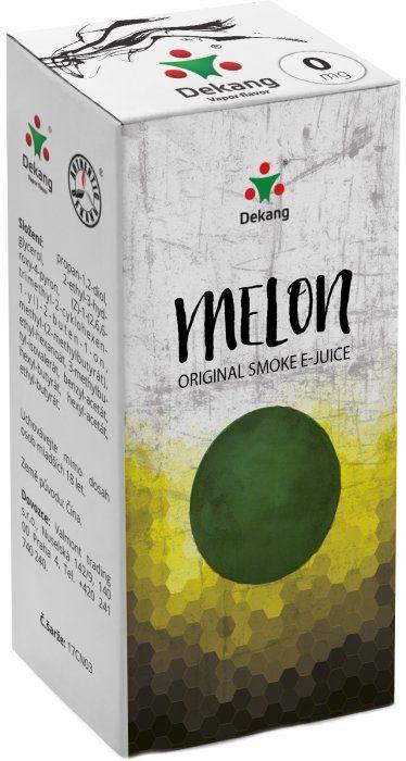 Liquid Dekang Melon 10ml-0mg (Žlutý meloun)