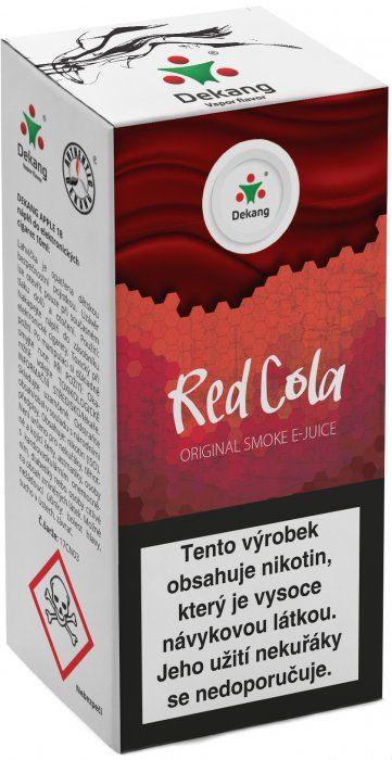 Liquid Dekang Red Cola 10ml - 16mg (Kola)