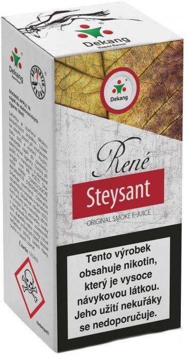 Liquid Dekang René Steysant 10ml - 6mg