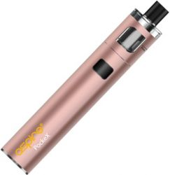 aSpire PockeX AIO elektronická cigareta 1500mAh Rose Gold