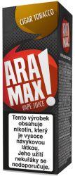 Liquid ARAMAX Cigar Tobacco 10ml-6mg