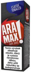 Liquid ARAMAX Classic Tobacco 10ml-6mg