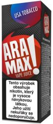 Liquid ARAMAX USA Tobacco 10ml-18mg