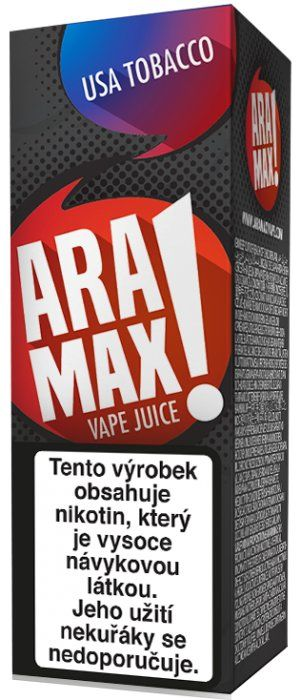 Liquid ARAMAX USA Tobacco 10ml-3mg