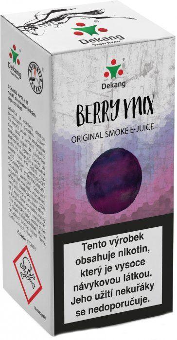 Liquid Dekang Berry Mix 10ml - 11mg (Lesní Plody)