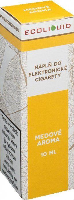 Liquid Ecoliquid Honey 10ml - 0mg (Med)