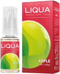 Liquid LIQUA CZ Elements Apple 10ml-0mg (jablko) Ritchy-Liqua