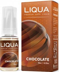 Liquid LIQUA CZ Elements Chocolate 10ml-0mg (čokoláda)