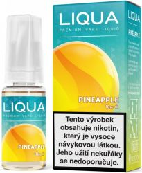 Liquid LIQUA CZ Elements Pineapple 10ml-3mg (Ananas)