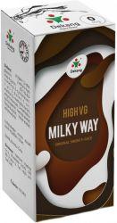 Liquid Dekang High VG Milky Way 10ml - 0mg (Tvarohový koláč s mandlemi)