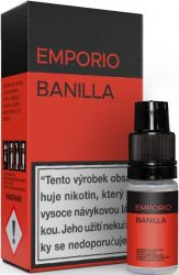 Liquid EMPORIO Banilla 10ml - 12mg