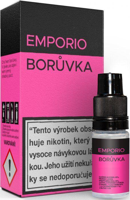 Liquid EMPORIO Blueberry 10ml - 1,5mg