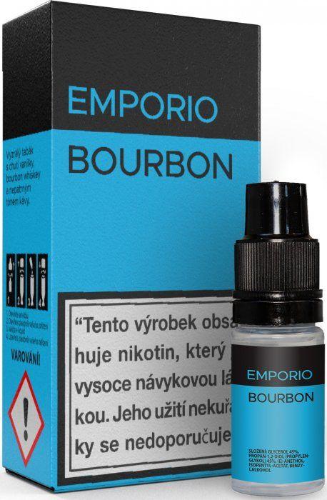 Liquid EMPORIO Bourbon 10ml - 18mg