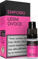 Liquid EMPORIO Forest fruit 10ml - 6mg