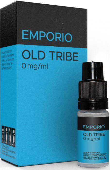 Liquid EMPORIO Old Tribe 10ml - 0mg