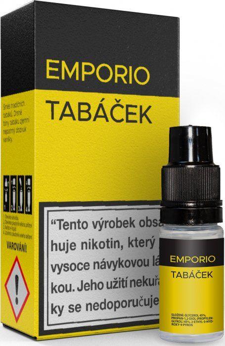 Liquid EMPORIO Tobacco 10ml - 18mg