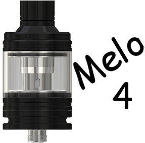 iSmoka-Eleaf Melo 4 clearomizer 2ml Black
