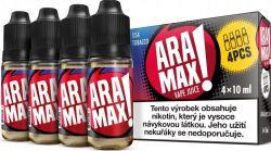 Liquid ARAMAX 4Pack USA Tobacco 4x10ml-3mg