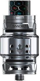 Smoktech TFV12 Prince Cloud Beast clearomizer Silver