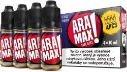 Liquid ARAMAX 4Pack Classic Tobacco 4x10ml-12mg