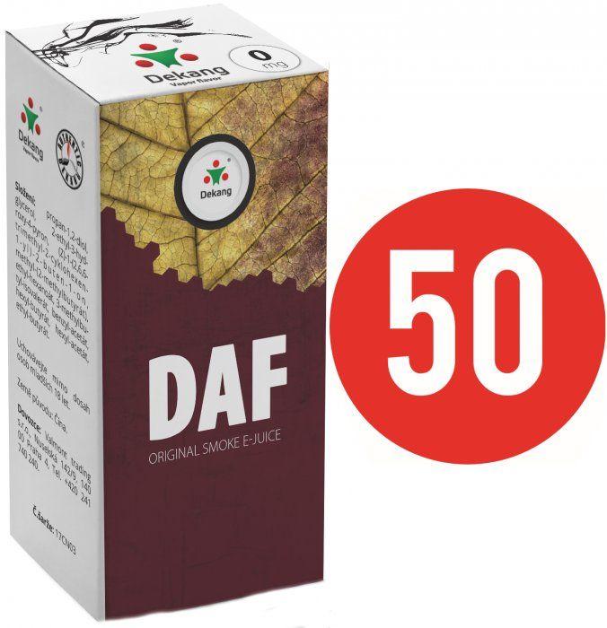 Liquid Dekang Fifty Daf 10ml - 0mg