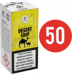 Liquid Dekang Fifty Desert Ship 10ml - 6mg