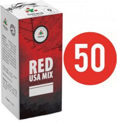 Liquid Dekang Fifty Red USA Mix 10ml - 0mg