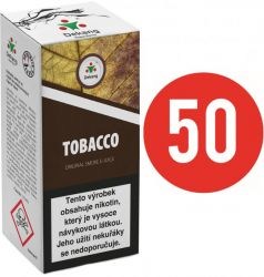Liquid Dekang Fifty Tobacco 10ml - 16mg (Tabák)