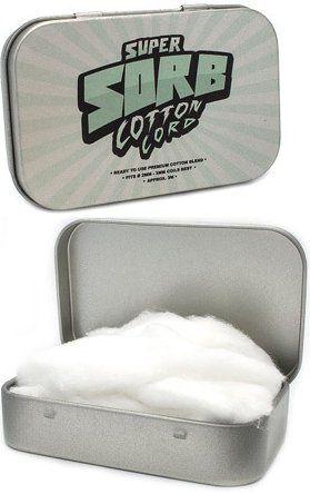 Super Sorb Cotton Cord organická vata 3m
