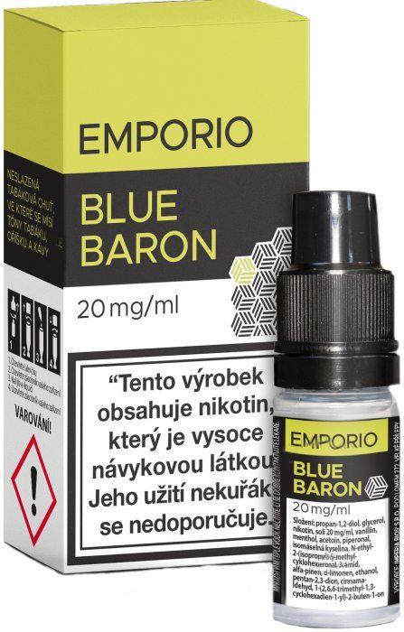 Liquid Emporio SALT Blue Baron 10ml - 20mg