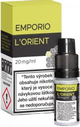 Liquid Emporio SALT L´orient 10ml - 20mg