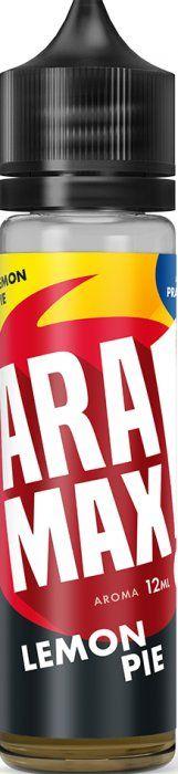 Příchuť Aramax Shake and Vape 12ml Lemon Pie