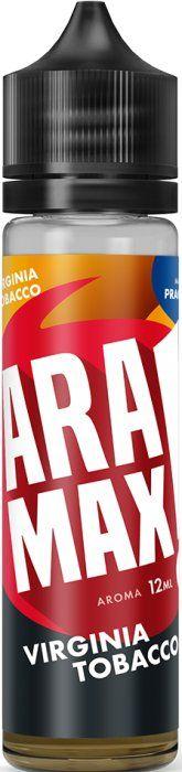 Příchuť Aramax Shake and Vape 12ml Virginia Tobacco