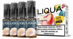 Liquid LIQUA CZ MIX 4Pack NY Cheesecake 10ml-3mg