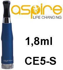 aSpire CE5-S BDC Clearomizer 1,8ohm 1,8ml Blue