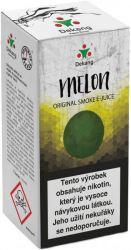 Liquid Dekang Melon 10ml-6mg (Žlutý meloun)