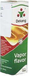 Liquid Dekang SILVER Menthol 10ml - 0mg (Mentol)