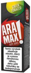 Liquid ARAMAX Green Tobacco 10ml-18mg