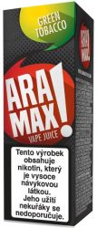 Liquid ARAMAX Green Tobacco 10ml-6mg