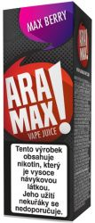 Liquid ARAMAX Max Berry 10ml-6mg