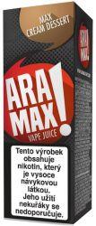 Liquid ARAMAX Max Cream Dessert 10ml-6mg