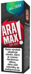 Liquid ARAMAX Max Drink 10ml-6mg
