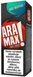 Liquid ARAMAX Max Menthol 10ml-6mg